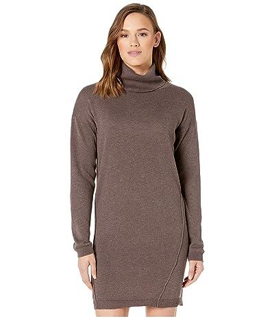 Lole Cozy Dress (Deep Crater Heather) Women