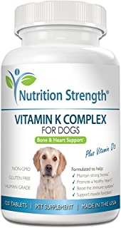 vitamin k for dogs where to buy