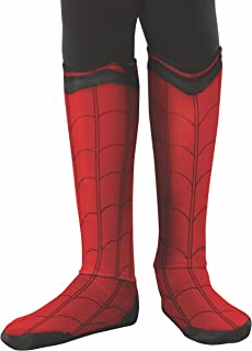 Rubie's Costume Spider-Man: Homecoming Child's Boot Tops, One Size