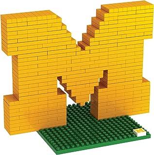 NCAA Mini BRXLZ Logo Building Blocks