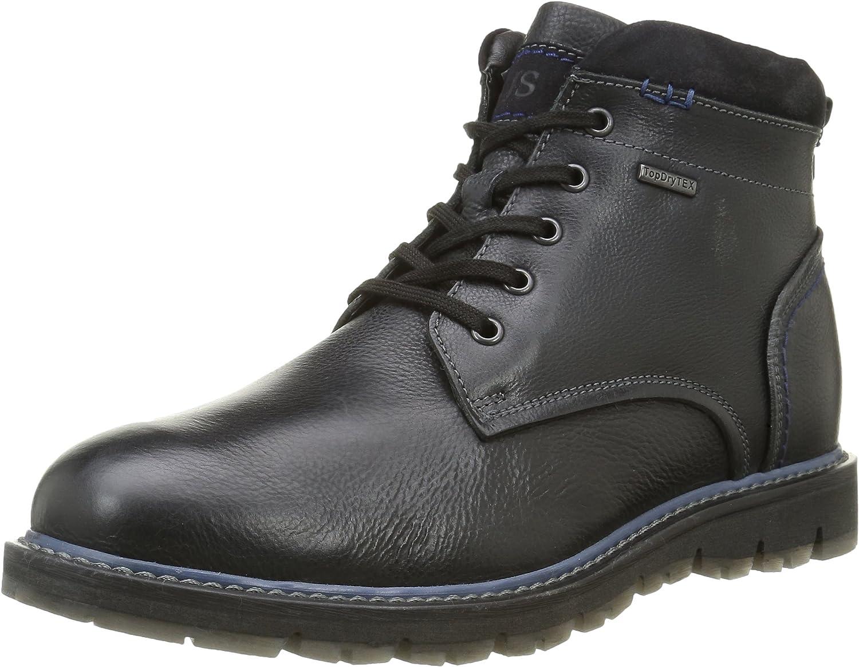 Josef Seibel Men's Elias 09 Ankle Boots