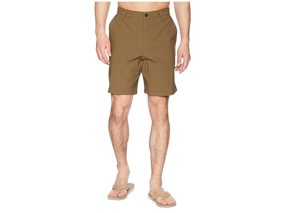 The North Face Sprag Shorts (Beech Green) Men