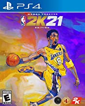 Sponsored Ad - NBA 2K21 Mamba Forever Edition - PlayStation 4