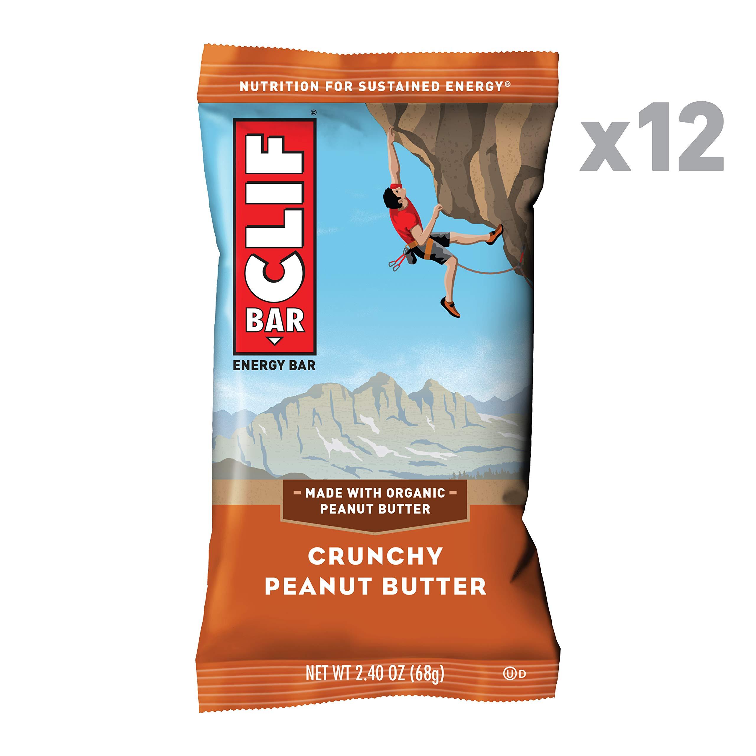 CLIF BAR Energy Crunchy Protein