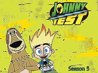 Johnny Test Season 5