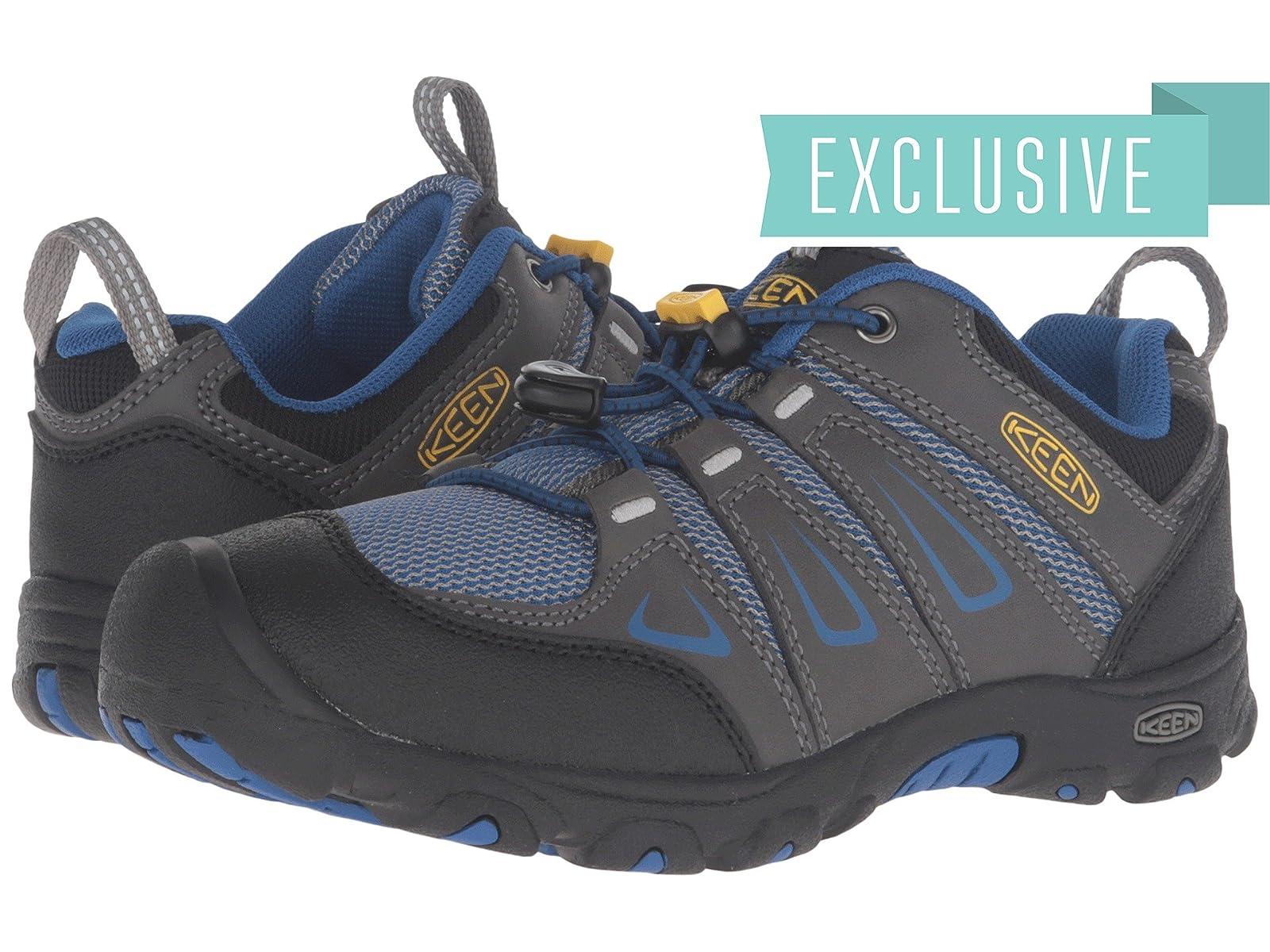 Keen Kids Oakridge Low (Little Kid/Big Kid)Atmospheric grades have affordable shoes