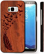 Best wood case for samsung galaxy s8 Reviews