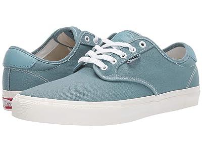 Vans Chima Ferguson Pro (Smoke Blue/Marshmallow) Skate Shoes