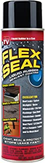 Flex Seal Spray Rubber Sealant Coating, 14-oz, Black