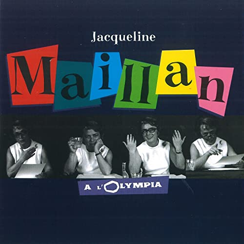 Sous Le Pont De L Alma Live By Jacqueline Maillan On