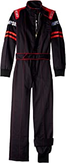 Simpson LY23171 Legend II Youth Suit, Sml Blk/Red
