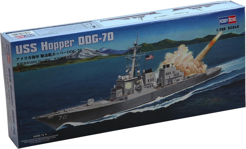 Hobbyboss 1 700  USS Hopper DDG70  HBB83411