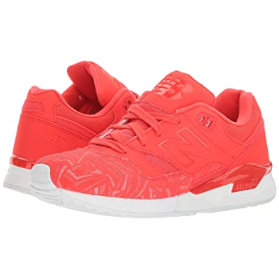 New Balance Classics W530 (Energy Red/White) Women