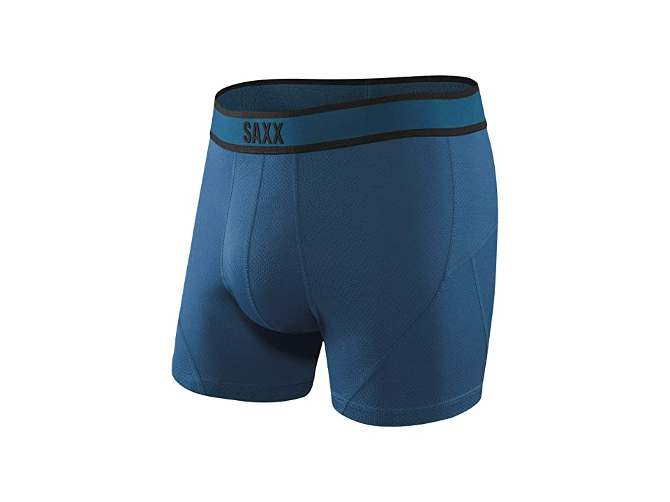 95a09b71221 SAXX UNDERWEAR - SAXX UNDERWEAR Kinetic Boxer (Velvet Crush) Men s Underwear.