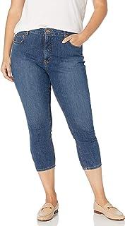 Women's Perfect Shape Denim Capri Pant