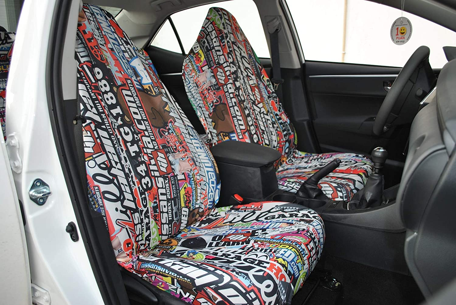 High quality Seat Cover and Protector flexible assembling easy 2 fro washable High quality new