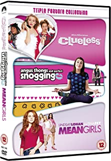 Angus Thongs And Perfect Snogging / Clueless / Meangirls [DVD]