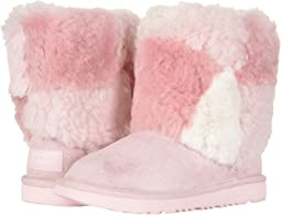 Classic Short Patchwork Fluff (Little Kid/Big Kid)