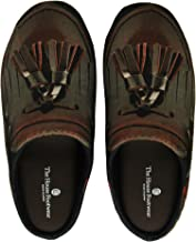 The House Footwear ルームシューズ TASSEL LOAFERS-BROWN-Mサイズ THFA00501M