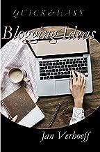 Blogging Ideas (Quick & Easy)