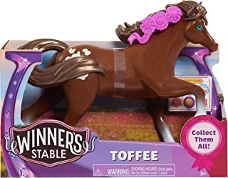 Winner's Stable 6.5-Inch Collectible Horse Figure - Toffee, Multicolor, for kids age 3+