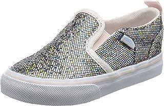 Vans TD Asher V Z, Chaussures Bébé Marche Fille