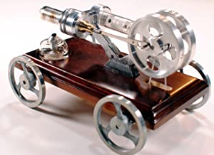 Stirling Engine Vehicle