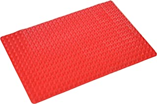 Healthy Cooking Mat Oil Grease Free Cooking Silicone Oven Microwave Juicy Food
