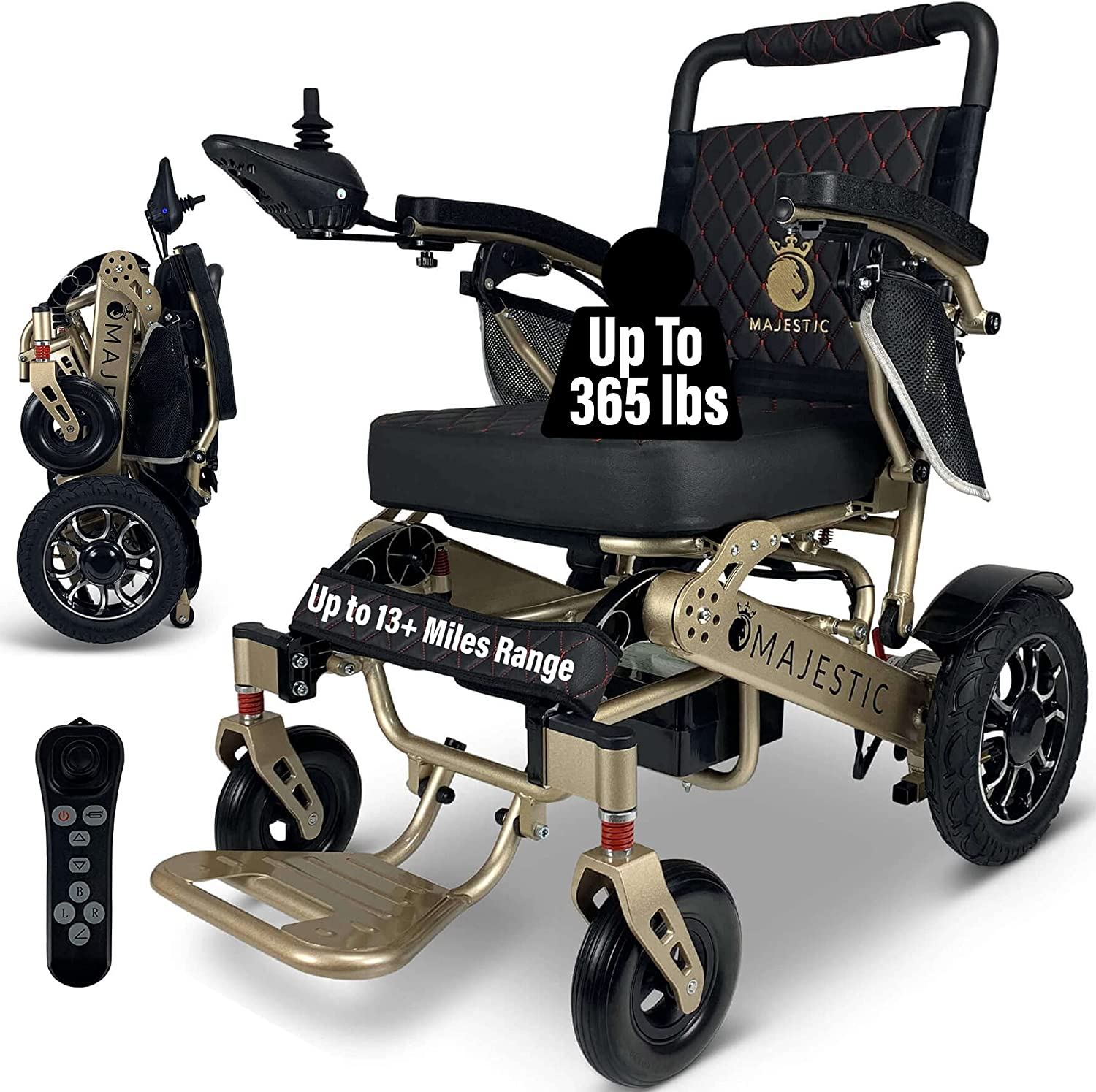 Electric Super intense SALE Wheelchair for Adults Max 49% OFF All Foldable Terrain Lightweight