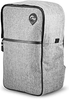 Skunk Urban Backpack Grey - Smell Proof - Water Resistant - Now with Combo Lock