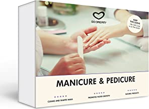 manicure and pedicure gift certificate