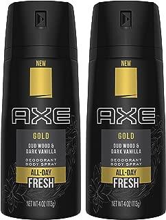 Best axe oud wood dark vanilla body spray 4oz Reviews