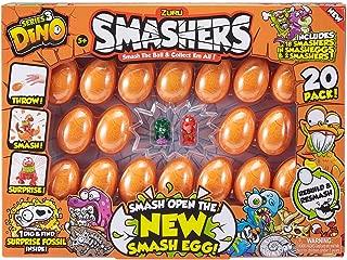 Smashers Smash Ball Collectibles Series 3 Dino (20 Pack) by Zuru