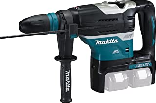 Makita DHR400ZKU Twin 18V (36V) Li-ion LXT 40mm Brushless Rotary Demoloition Hammer - Batteries and Charger Not Included