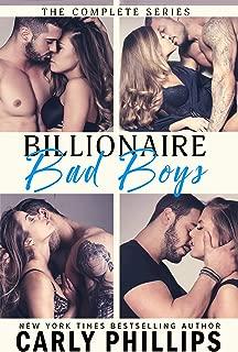 Billionaire Bad Boys: The Complete Series