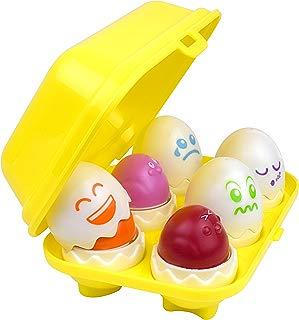 Kangaroo Hide N' Tweet Eggs; Chirping Squeaky Eggs; Educational Toys, Learning Toys, Preschool Toys For Toddlers