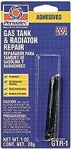 Permatex 80884 Gas Tank and Radiator Repair, 1 oz.