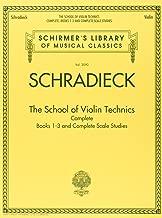 school of violin technique
