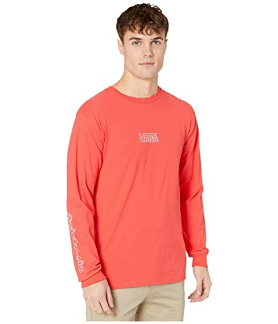 Vans OTW(r) Framework Long Sleeve T-Shirt (Hibiscus) Men