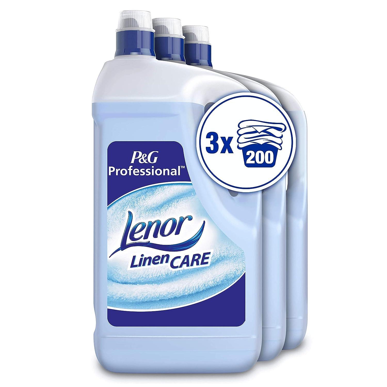 Suavizante Lenor concentrado Frescor de abril, 3 unidades (5 l).