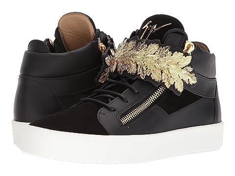 Giuseppe ZanottiMay London Crown Mid Top Sneaker ain6DlVc4I