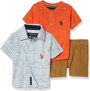 Boys' Shorts Set