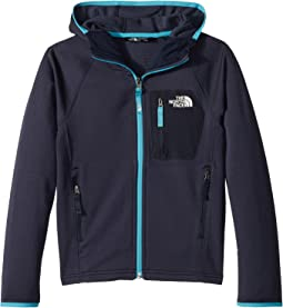 The North Face Kids - Mid Cloud Fleece Hoodie (Little Kids/Big Kids)