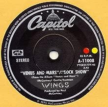 venus & mars-rock show / magneto & titanium man 45 rpm single