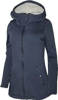 Women's Harts Peak Full Zip Fleece Lined Hooded Light Insulated Jacket