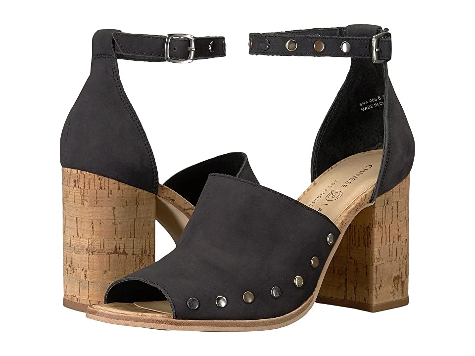 Chinese Laundry Savana Sandal (Black) High Heels