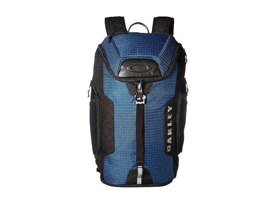 Oakley Link Pack (Poseidon) Backpack Bags
