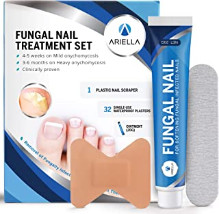 fingernail fungus treatment by Ariella