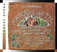 hansel and gretel album
