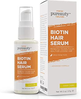 Biotin Hair Growth Serum Advanced Topical Formula To Help Grow Healthy, Strong Hair Suitable for Men and Women of All Hair...